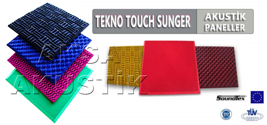 Tekno Touch Sünger